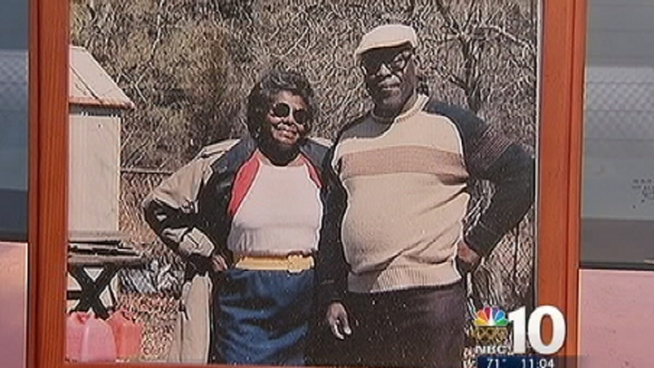 In an exclusive NBC 10 interview, family members say a 77-year-old woman shot and killed her elderly husband inside their Pemberton Township home. NBC 10's Monique Braxton reports.