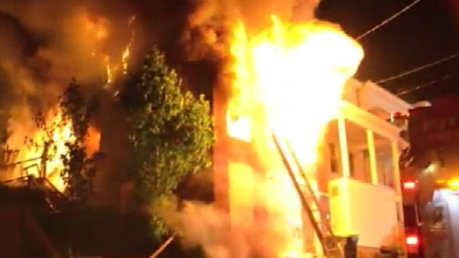 Father, Kids, Relative Die in House Fire