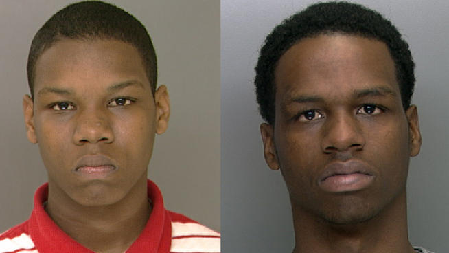 A big development in the case of two teen brothers accused in a SEPTA subway shooting, that was caught on surveillance video. All charges against the younger brother have been dropped. NBC10's Chris Cato has the latest on what happened in court on Thursday.