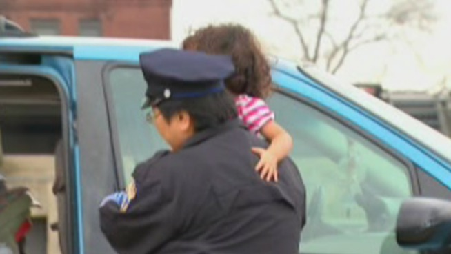 Police found two toddlers wandering the streets of South Philadelphia. While the children are safe, police are searching for their parents to determine how the kids were left alone in the first place.