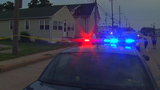Police continue to investigate after a mentally-challenged man and his caretaker were found bludgeoned inside their home in New Castle on Saturday.