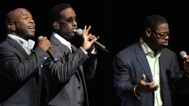 Boyz II Men Get New Vegas Gig