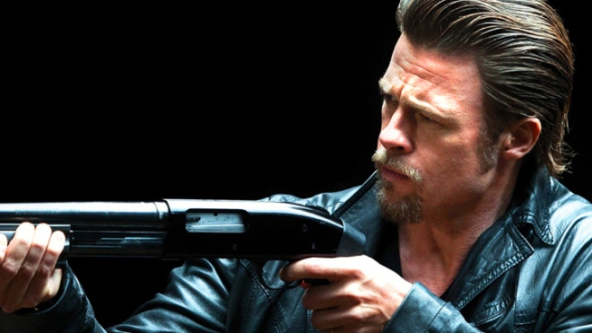 Brad Pitt stars as a man hired by the mob to find out who robbed a high-stakes poker game. Co-stars Scoot McNairy, Ben Mendelsohn, Ray Liotta, Richard Jenkins, James Gandolfini and Sam Shepard.