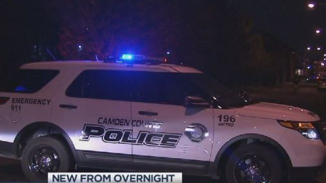 Police Search for Gunman in Camden Shooting