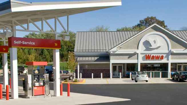 Gas Stations: Gas Stations Like Wawa