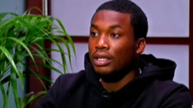 The District Attorney's Office says rapper Meek Mill violated his probation and should not be allowed to tour. NBC10's Lu Ann Cahn spoke to the Philly rap star about the troubles he's having.