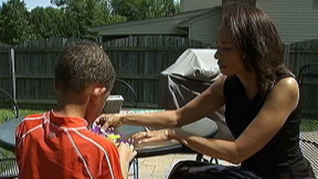 A new law in Delaware requires that individual health insurance plans provide coverage for the diagnosis and treatment of autism disorders. NBC10's Dawn Timmeney spoke to the mother of an autistic child who says this bill will make it possible for families to treat the disorder.