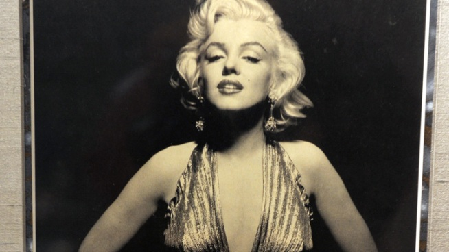 Rare Marilyn Monroe Photos on Exhibit at ArtExpo