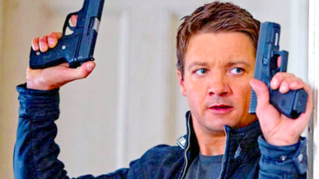 Jeremy Renner chats about how