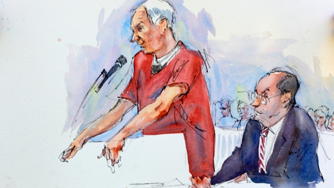 What Sandusky Said Before Sentencing