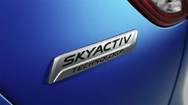 Mazda SKYACTIVE Technology