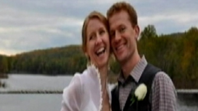 A Bucks County couple woke up the morning after their wedding reception to find someone stole all of their gifts. NBC10's Marisa Brahney spoke exclusively to the bride.