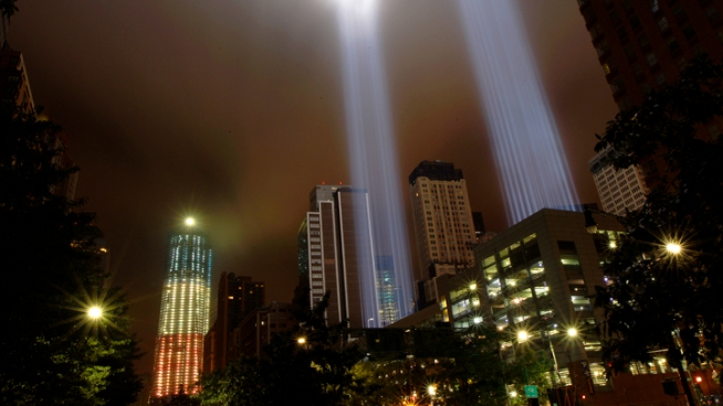 Nation Remembers On 11th Anniversary of 9/11