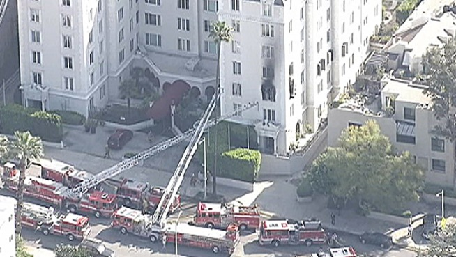 Arson Probed at Ashley Greene's Burned Condo