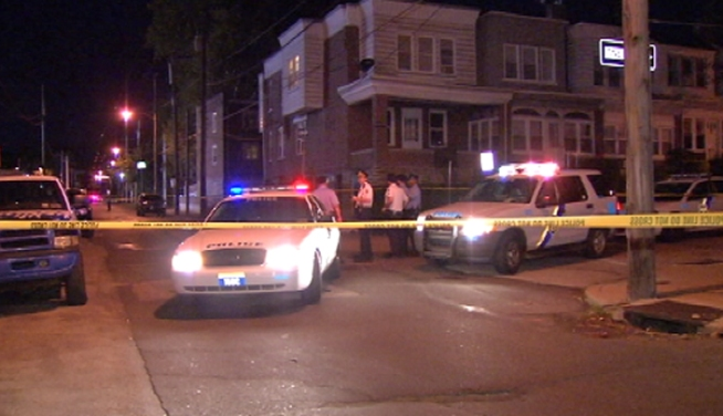 Man Shot in the Neck, Killed in Frankford