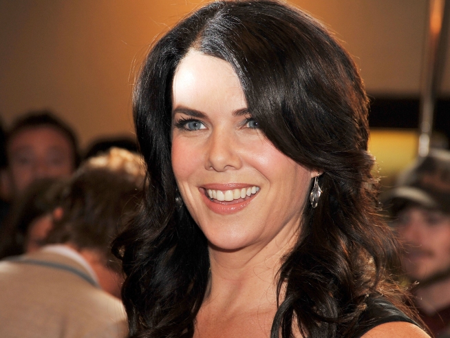 Lauren Graham: The Girl (You Wish Lived) Next Door