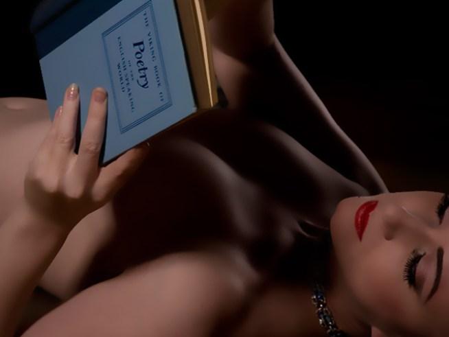 Naked Girls Reading Books