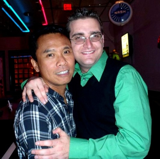 Bi-National Gay Couple Facing Separation