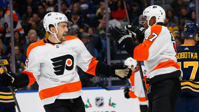Flyers at Sabres: Live Stream, Storylines, Game Time and More