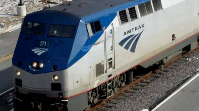 Person Struck, Killed by Amtrak Train