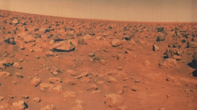 NASA's InSight Lander Captures First 'Sounds' of Wind on Mars