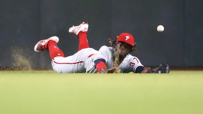 Phillies Fall Flat Across the Board, Drop Series to Diamondbacks