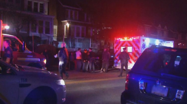 1 Dead, 1 Critical in Double Shooting