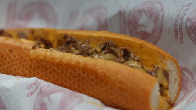 We Found a Great Cheesesteak in London From a Guy With Philly Ties