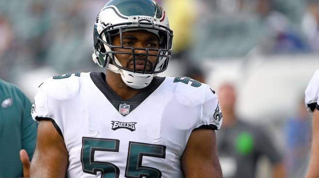 Brandon Graham Recovering From Ankle Surgery, Likely to Miss Spring