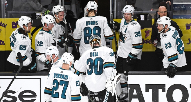 2019 Stanley Cup Playoffs Schedule: Sharks Face Elimination Against Golden Knights