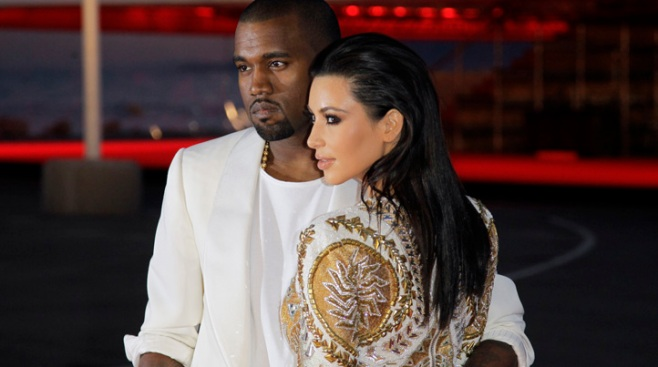 Kim Kardashian Dishes to Oprah about Relationship with Kanye