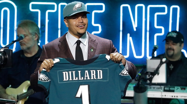 How Jeff Stoutland's Last-minute Phone Call Helped the Eagles Land Andre Dillard