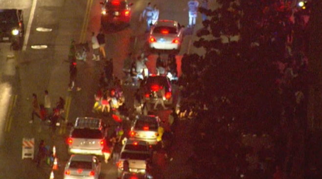 At Least 7 Wounded in Pair of L.A. Halloween Shootings