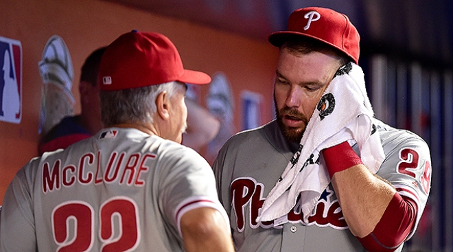 Patience Being Tested After Phillies' Embarrassing 10-Run Loss to Marlins