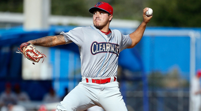 Phillies Have Arms (and Names) Coming