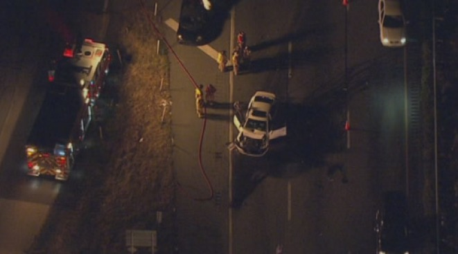 2 Kids Hurt, I-95 Closed for Hours