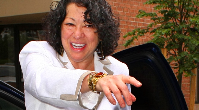 Is Sotomayor Playing the Race Card?