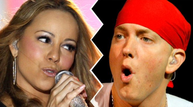 Eminem Attacks Mariah Carey & Nick Cannon In New Song