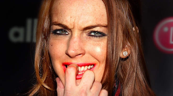 Lindsay Lohan at the Center of Jewel Heist Mystery