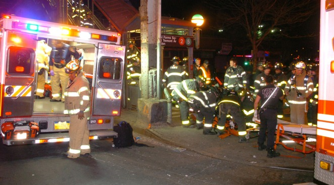 Man Hit by SEPTA Train Hospitalized