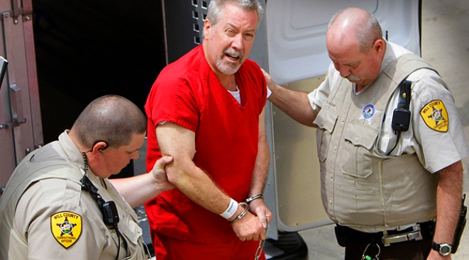 Drew Peterson's Jailhouse Interview