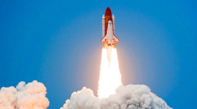 NASA: Space Shuttle Nicks No Biggie