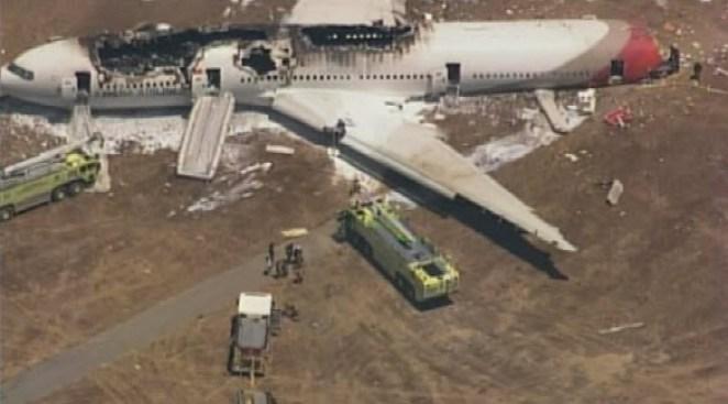 Samsung Executive David Eun on Board Asiana Flight 214 Tweets About Crash