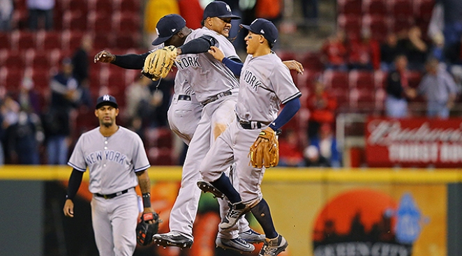 Best of MLB: On Little Sleep, Yankees Keep Rolling With 6th Straight Win