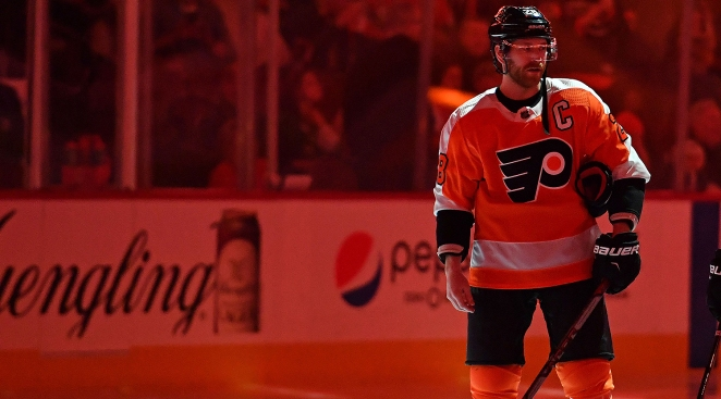 Blown Call Hurts Flyers in 'the Biggest Game of the Year'