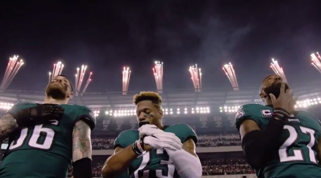 Eagles Share Super Bowl Hype Video to End All Hype Videos