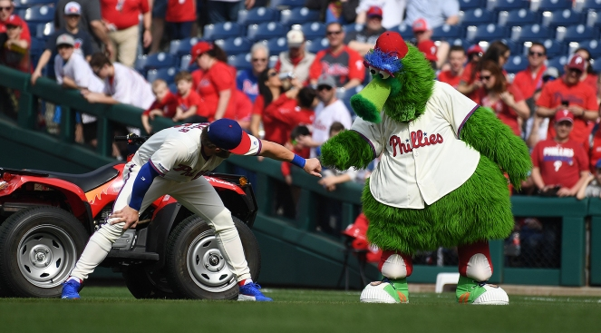 Phanatic Creators File Counterclaim Against Phillies Over Copyright Dispute