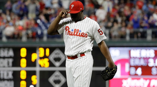Phillies and Pitcher Hector Neris Avoid Salary Arbitration