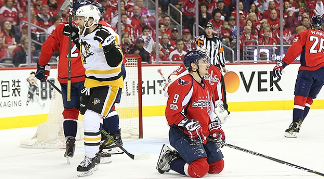 NHL Playoffs: Capitals Fall Short Again as Penguins Win Game 7 to Advance
