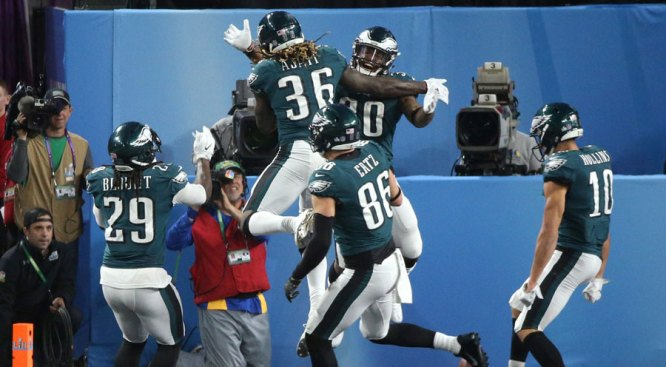 Are Eagles Barreling Toward Contract Dispute With Jay Ajayi?